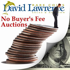 DLRC No buyer fees The Coin Analyst: David Lawrence Rare Coins Eliminates Buyers' Fees for Coin Auctions