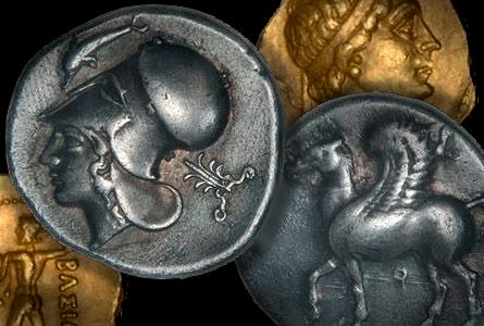 Jim Seaver coins Morton & Eden to Sell 5,000 Greek and Roman Coins from the Seaver Collection