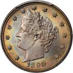 Ni90o1 Coin Rarities & Related Topics: Nickels, Dimes & Patterns in Stacks Bowers Baltimore Auction