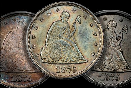 Pinnacle Buys San Diego Collection of Twenty Cent Pieces