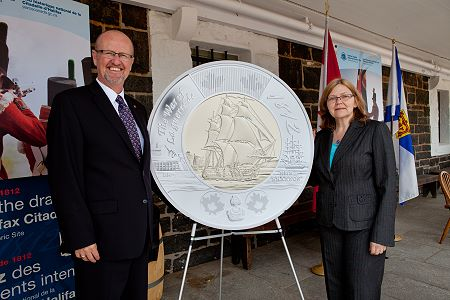 Shannon Coin The Royal Canadian Mint Announces Series of Five Commemorative Circulation Coins Celebrating the 200th Anniversary of the War of 1812