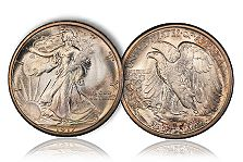 "PCGS Hosts ""Walker Showdown"" at 2012 ANA World's Fair of Money"