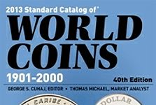 2013 Standard Catalog of World Coins 1901-2000 Now Available
