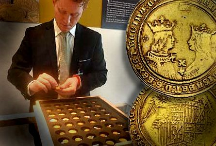 1,004 Ex-Hispanic Society Coins to Be Re-Auctioned in Spain