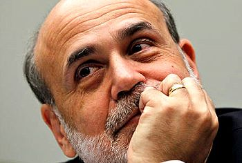 bernanke fed Gold Falls Following Bernanke Curve Ball, US Lacks Credible Fiscal Plan