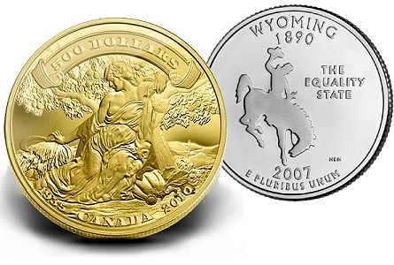 coin design 1 The Coin Analyst: What Ever Happened to the New Golden Age of American Coin Design?