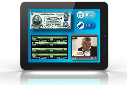 currency tech Paper Views   The Changing Face of the Numismatic Marketplace