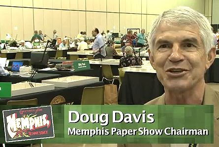 Memphis Paper Show Convention Chairman Report Video