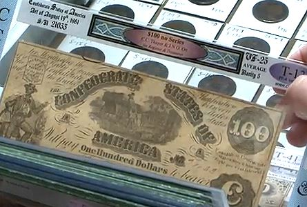 "New Book on ""History of Collecting Confederate Paper Money"""