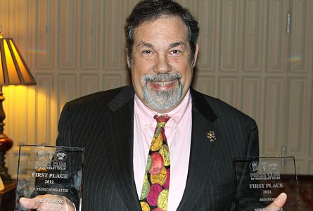 Mike Fuljenz, Universal Coin & Bullion Win Press Club Awards for Gold Advisories
