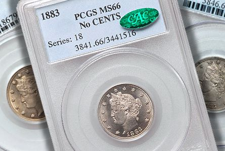 An Introduction to Liberty Nickels, Part 2, Uncirculated Coins