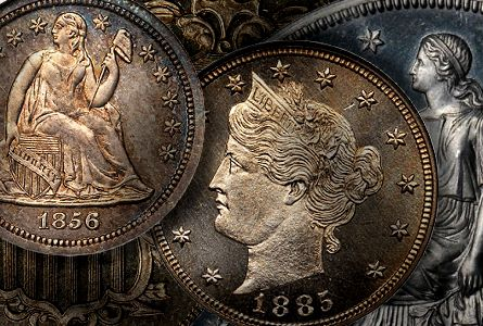 Coin Rarities & Related Topics: Nickels, Dimes & Patterns in Stack's-Bowers Baltimore Auction