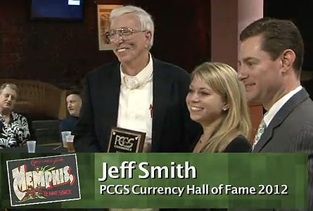 IPMS 2012 PCGS Currency Hall of Fame