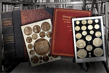 The Value of Old Numismatic Books