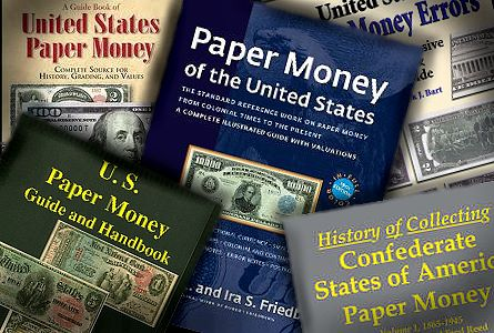 Books on Collecting paper Money
