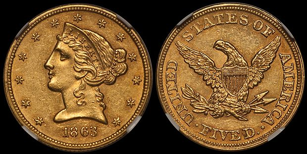1865 5 dw Pricing Difficult Coins: A Real World Model