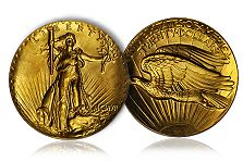 Extremely Rare 1907 $20 Gold Coin Soars to Over $2.7 Million in the Stack's Bowers Galleries Baltimore Auction on June 29