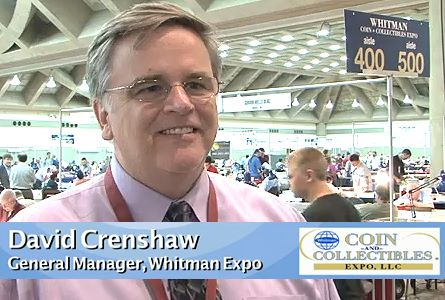 Whitman Baltimore Expo Convention Report June 2012 – Video