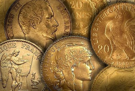 french 20 franc group The Overlooked Fractional Gold Option