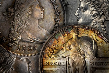 Coin Rarities & Related Topics: The ANA Rarities Night, Part 1: Standing Liberty Quarters, Cents and 1796 coins