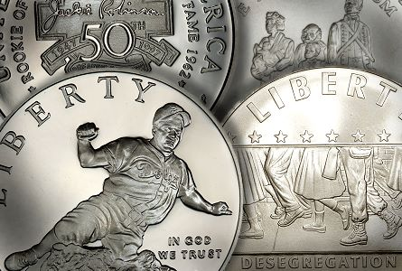 African-Americans on US Coins: Modern Commemoratives (Part 2)
