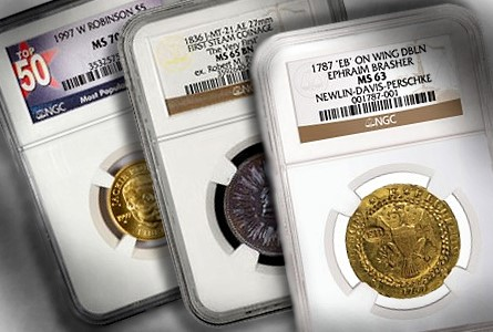 NGC Announces Spectacular Exhibits at the 2012 ANA's World's Fair of Money