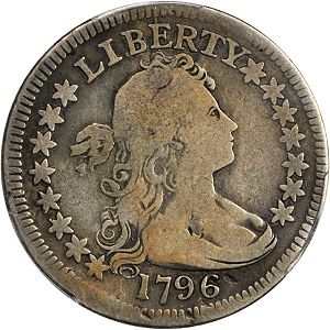 1796 Coin Rarities & Related Topics: The ANA Rarities Night, Part 2: Auction Results for Quarters