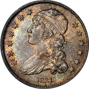 1831 Coin Rarities & Related Topics: The ANA Rarities Night, Part 2: Auction Results for Quarters
