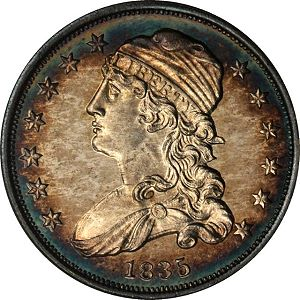 1835 Coin Rarities & Related Topics: The ANA Rarities Night, Part 2: Auction Results for Quarters