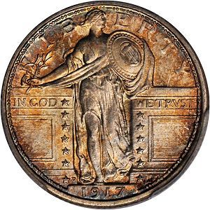1917 Coin Rarities & Related Topics: The ANA Rarities Night, Part 2: Auction Results for Quarters