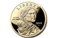 The Collapse of the 2001-S Sacagawea Proof