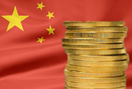 Bullion Vault Chinese gold Gold Seeks Foothold Above $1600, China Stimulus Likely to be Positive for Gold