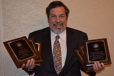 Mike Fuljenz Americas Gold Expert, Mike Fuljenz, Sets Unparalleled Industry Awards Record