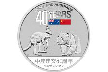 Perth Mint Celebrates 40 Years of Austraila-China Relations