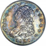 Proof1820quarterObv1 150x150 Coin Rarities & Related Topics: Select Rarities in Pre ANA Platinum Night event