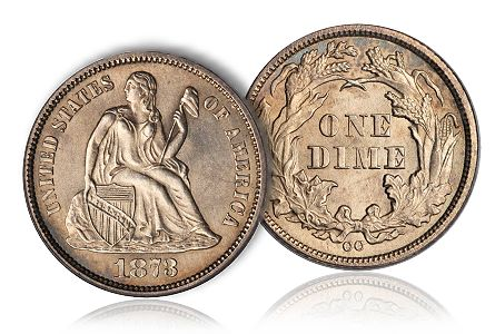 Rare Dime Coin Sells for Record $1.84 Million at Auction in Philadelphia
