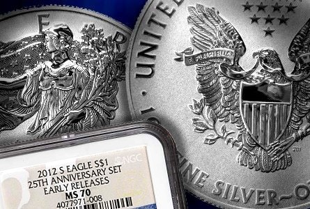 golino aug The Coin Analyst: Modern U.S. Coin News Round Up: San Francisco 70 Sets Rising Fast and New Spouse Queens