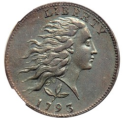 gr cal loring Coin Rarities & Related Topics: Very Early U.S. coins in Southern California Auctions