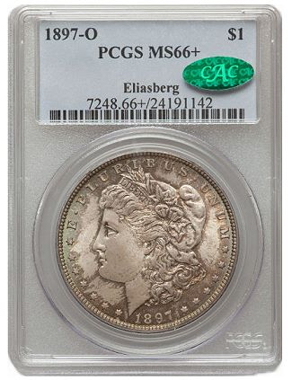 gr ha aug12 1897 o 1 Coin Rarities & Related Topics: Select Rarities in Pre ANA Platinum Night event