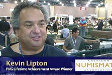 Kevin Lipton PNG Lifetime Achievement Award Recipient 2012