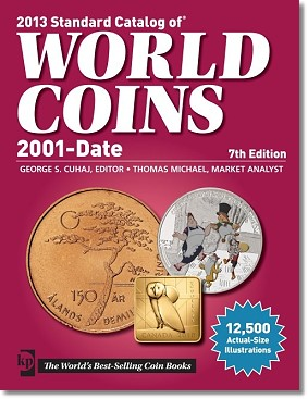 krause 2013 mordern book The Coin Analyst: New Edition of Leading Modern World Coin Catalog Published