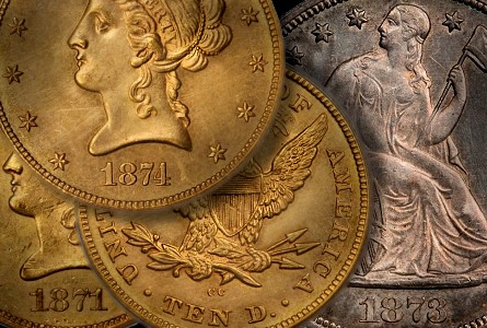 Legend Numismatics 2012 ANA Show Report