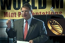 peterson USmint United States Mint Press Conference ANA Philadelphia 2012 : Video