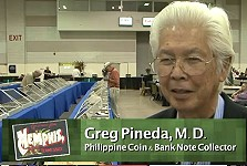 Video: Dr. Greg Pineda and the Sale of His Philippine Collection