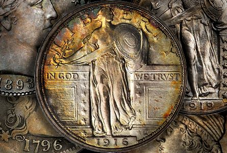 Coin Rarities & Related Topics: The ANA Rarities Night, Part 2: Auction Results for Quarters