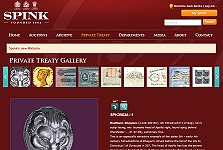 Spink Becomes First Auction House in UK to Introduce 3D Imagery on its New Global Website