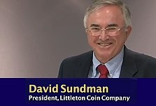 sundman ana Story of the Maynard Sundman Littleton Coin Lecture Series