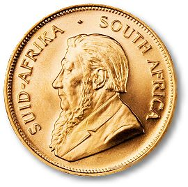 Krugerrand The World's Most Popular Gold Coin