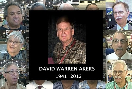 Numismatic Tribute to David W. Akers ANA Philadelphia 2012