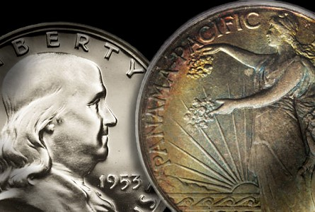For Coins, This Is a Postmodern Era (or, R.I.P. The Modern Era: 1932-1982)